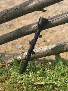 Kikarsikte lufgevär 3-7x28 - Kikarsikte luftgevär 3-7x28