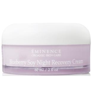 Blueberry Soy Night Recovery Cream - 60ml