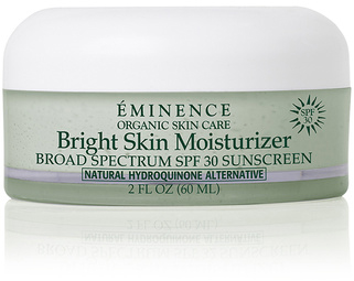 Eminence organics bright skin moisturizer -