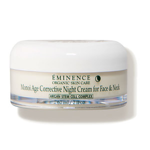 Monoi Age Corrective Night Cream for Face and Neck - 60ml