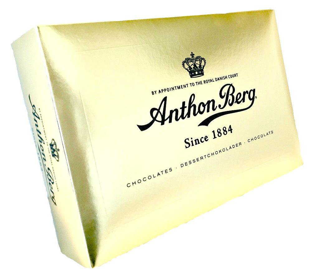 Chokladlådan Anthon Berg Guld