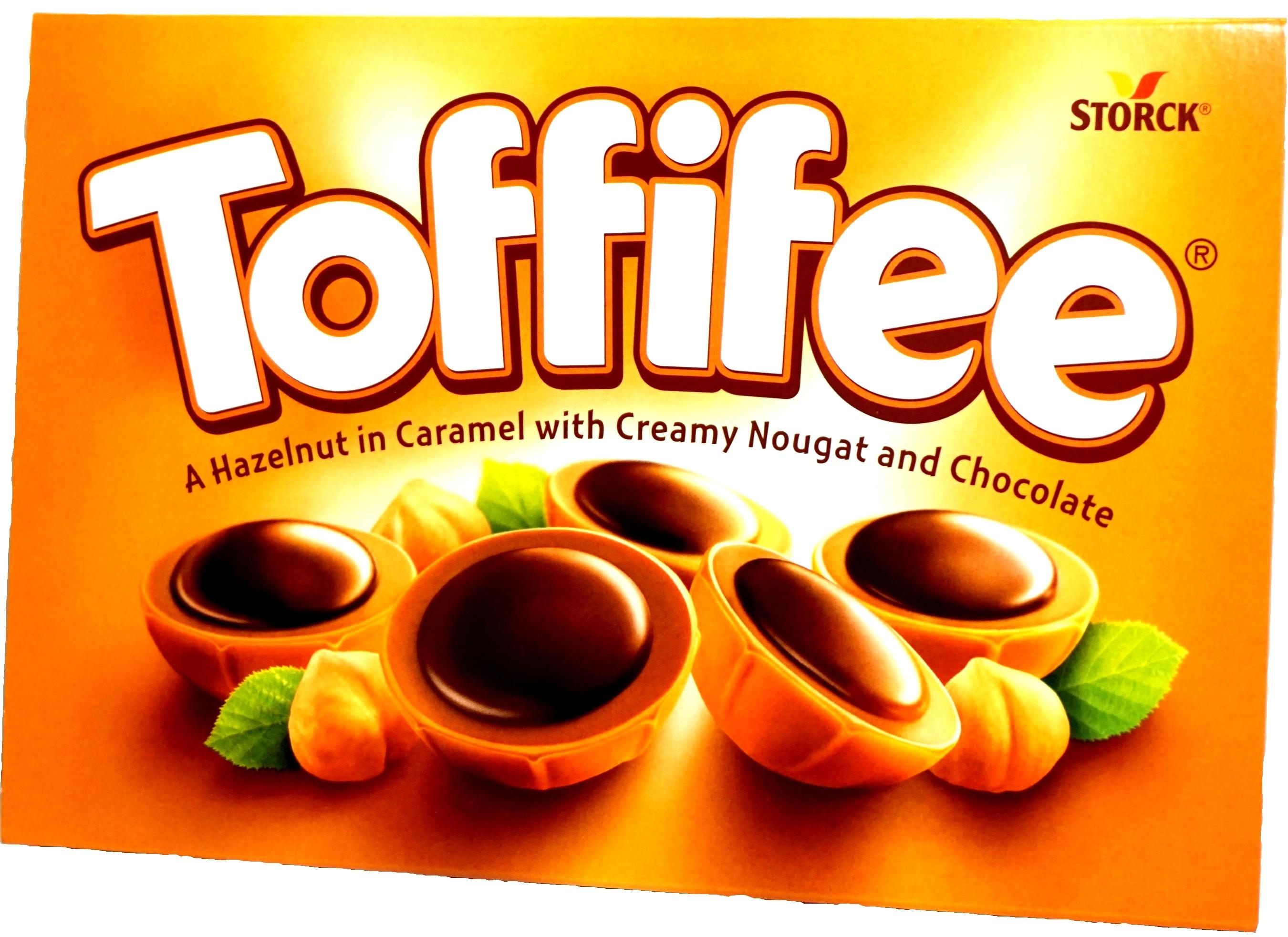 Chokladlådan Toffiffee