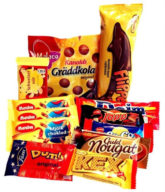 Chokladlådan XL