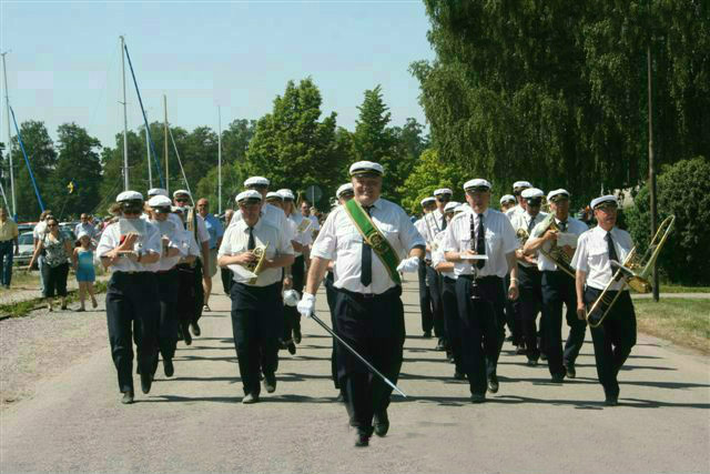 Ångans dag i Mariefred 2008