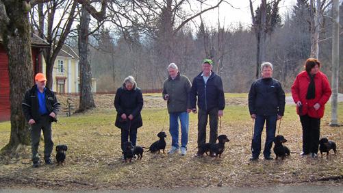 Hundparad årsmötet 2012