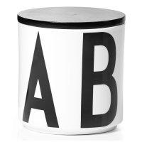 Design Letters Burk med lock -