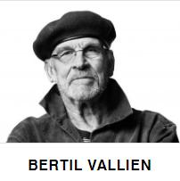 Bertil Vallien Porträtt