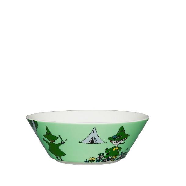 grönmumskål