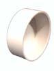 PVC ändlock - Ändlock för rör eller rördetalj (nippel)