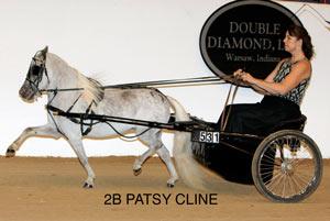 2B Patsy Cline
