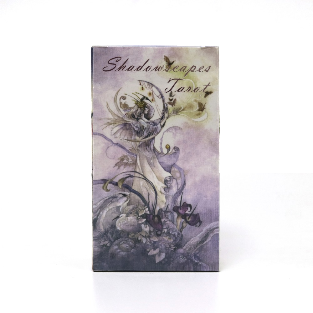 Full-English-Version-Shadowscapes-Tarot-cards-deck-beautiful-pictures-party-board-game