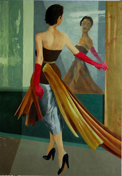 Kenneth Derlow: Mirror, mirror on the wall…