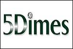 5Dimes logotype