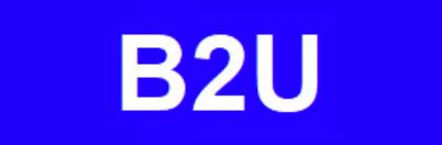 b2u logo mobil2