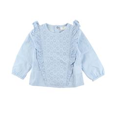 Blå skjorta - 74