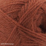 ILOYARN 3/11 MÖRKORANGE 6800 - ILO 3/11 M ORANGE 6800