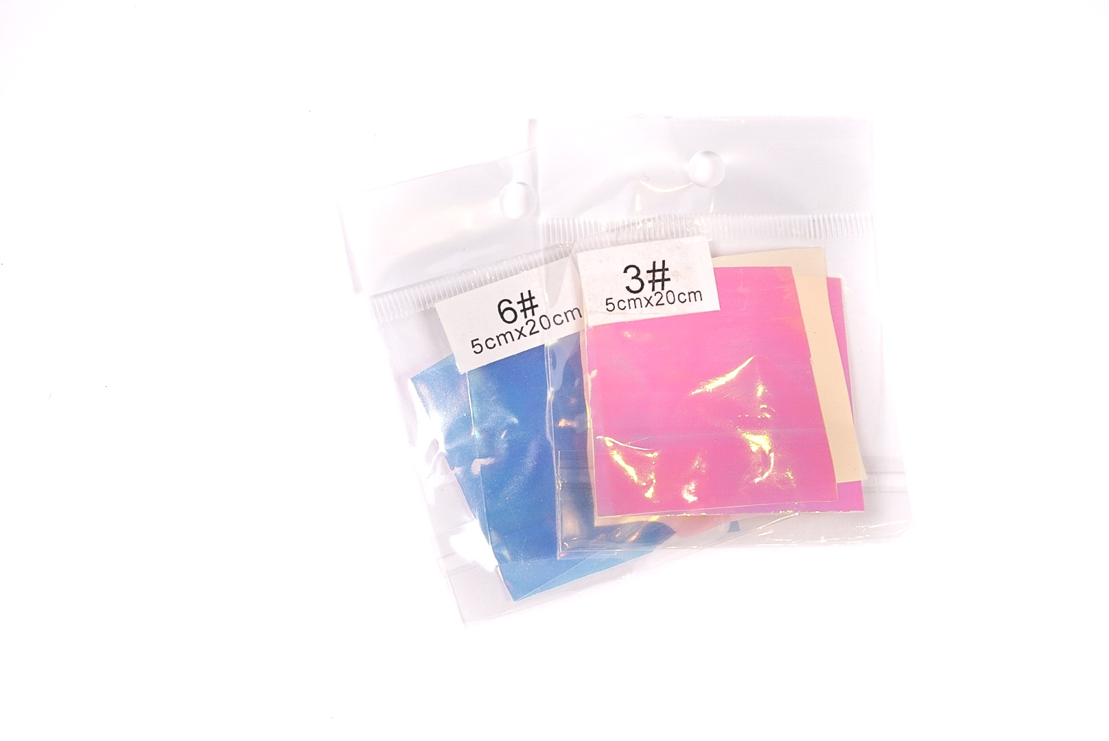 Aurora plastfilm 2-pack