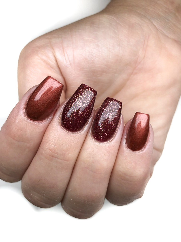 Miss Fancy gel polish