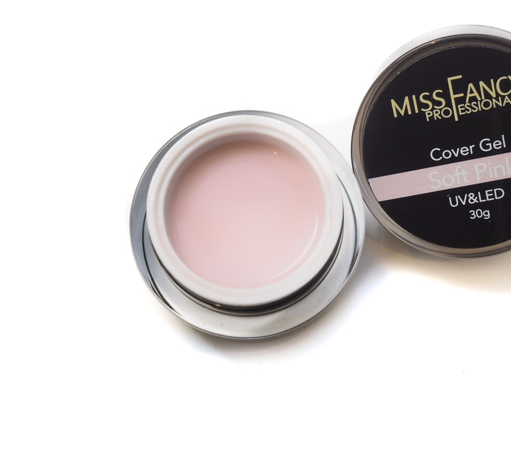 Miss Fancy cover gel soft pink