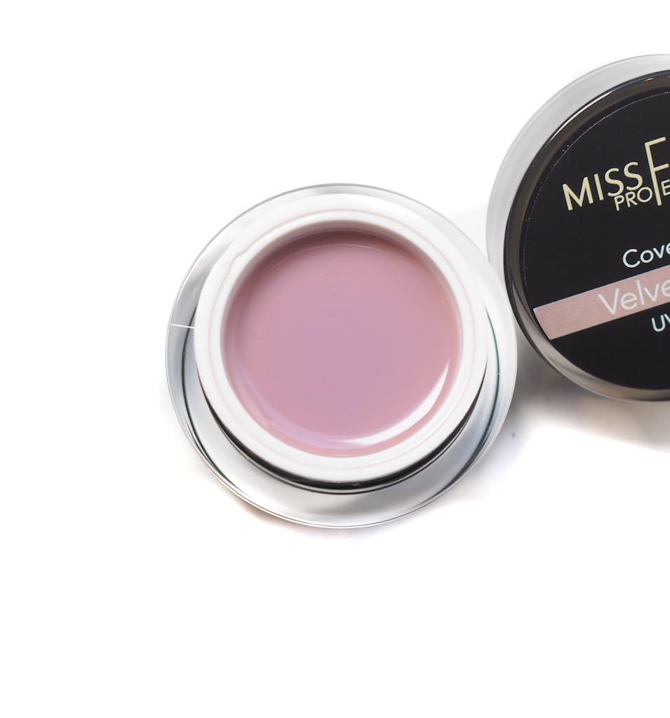Miss fancy cover gel velvet rose