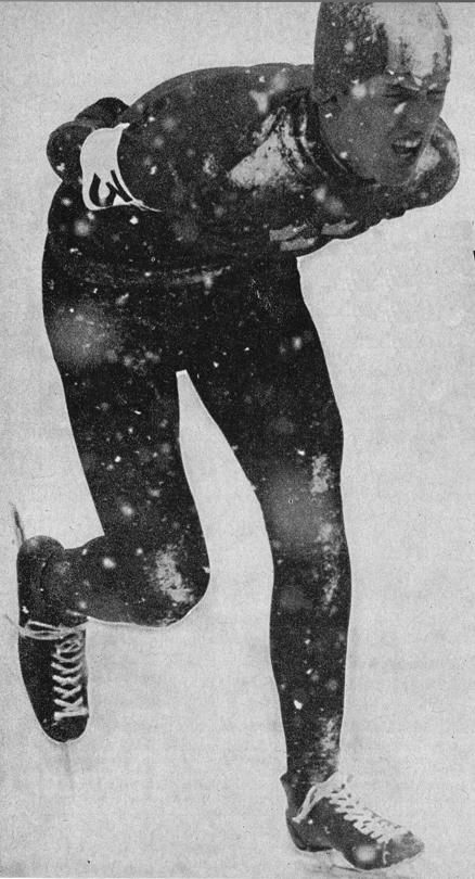 Jonny Nilsson i det klassiska loppet - i snögloppet mot nytt världsrekord