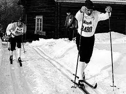 """Janne Stefansson, den näst meste Vasaloppsvinnaren med sju segrar - endast """"Mora-Nisse"""" är bättre med nio vinster!"""