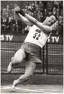Birger Asplund, en säker vinnare i finnkamperna