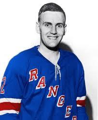 Uffe Sterner, förste europe i NHL