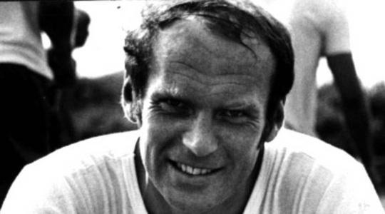 Ove Grahn, snabbaste målskytt 1964. Ove gjorde 1-0 mot Örebro efter 1 min och 36 sekunder!