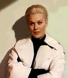Kim Novak i hennes livs roll som Madeleine i Vertigo