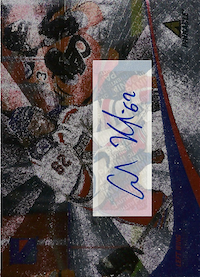 2011-12 Pinnacle Ice Breakers Autographs #339 Carl Hagelin