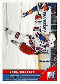 2013-14 Score #333 Carl Hagelin