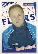 2005-06 Swiss Stickers #154 Anders Eldebrink