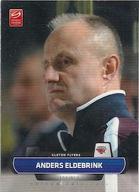2011-12 Swiss SNL #SNL041 Anders Eldebrink