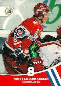 2005-06 SHL Gold Niklas Grossman #120