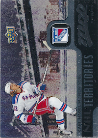 2015-16 Upper Deck MVP #246 Carl Hagelin NT