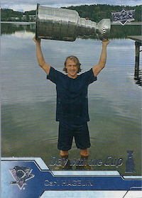 2016-17 Upper Deck Day With The Cup #DC16 Carl Hagelin