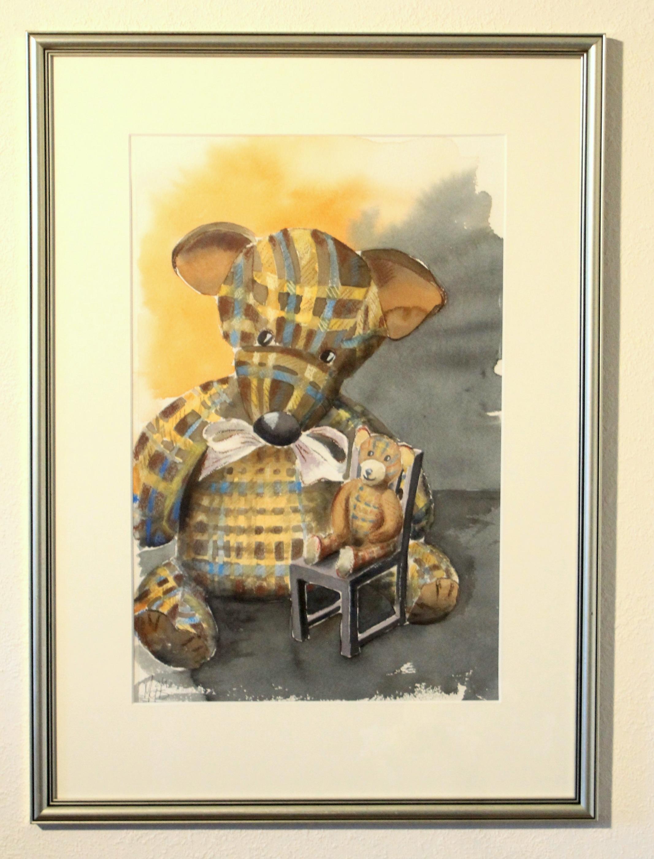 Hr Teddy Bear