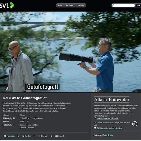 Skärmdump från svt play. Klicka på bilden för att se avsnittet!