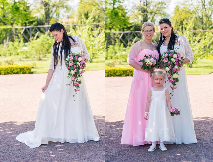Brud, brudnäbb och tärna i Rosariet