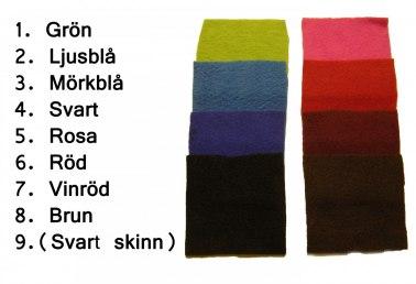 Färgval