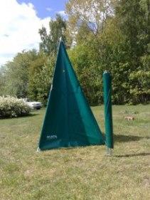 Skul delbart Grönt -