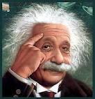 Albert Einstein - Foto är lånat