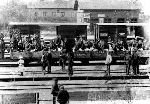 tåg från skövde till göteborg