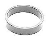 Distansring i Aluminium, silver