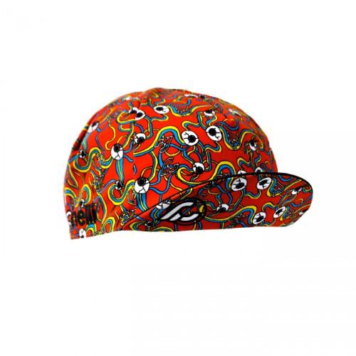 sportstoys.se-ANA Benaroya CYCLOPS hatt röd