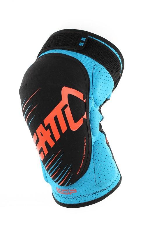 Sportstoys.se-Leatt knee guard ljusblå