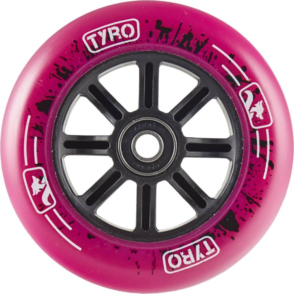 sportstoys.se-longway-tyro-nylon-core-pro-scooter-wheel-dh-rosa