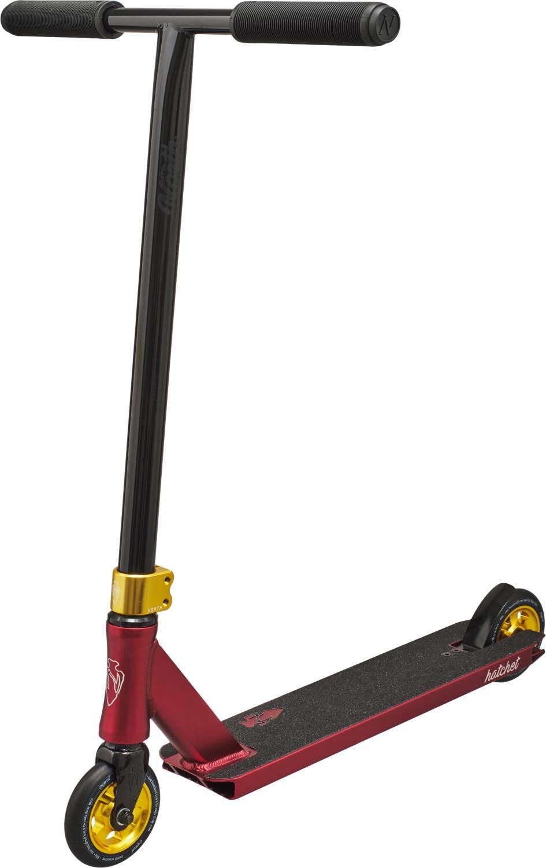 sportstoys.se-north-hatchet-2020-pro-scooter-go-Wine Red- Gold