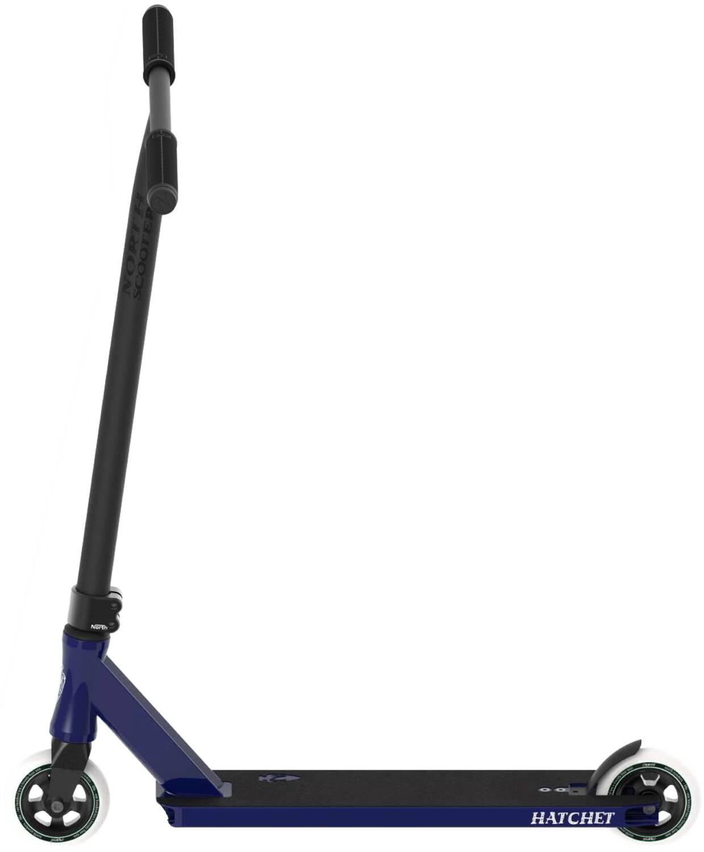 sportstoys.se-north-hatchet-2020-pro-scooter-o2-Deep Blue - Black